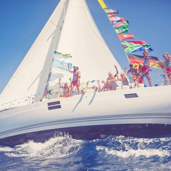 yacht week croatia review