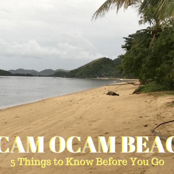 cover for tips on ocam ocam beach