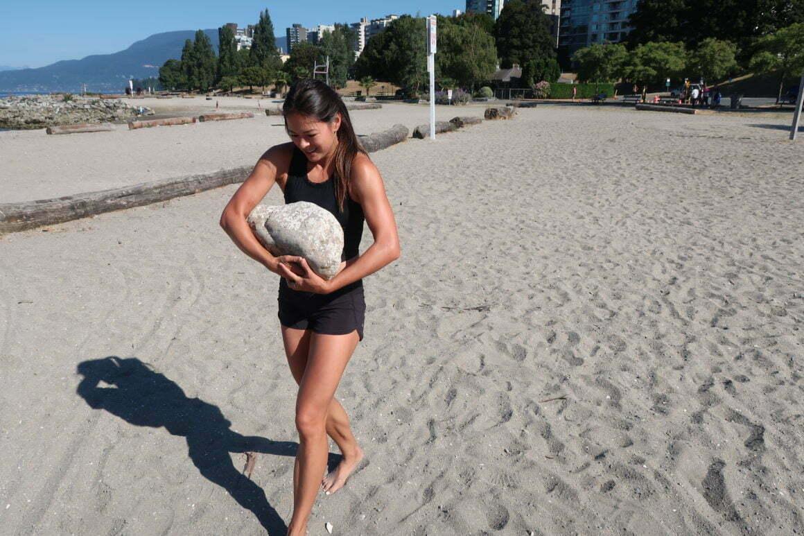 stone training
