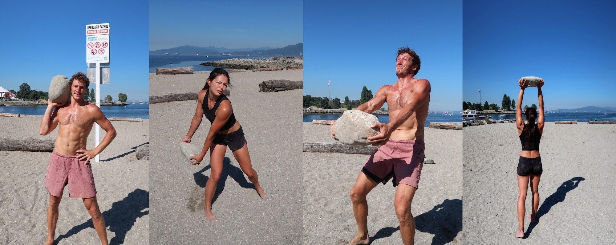 rock stone training cover image