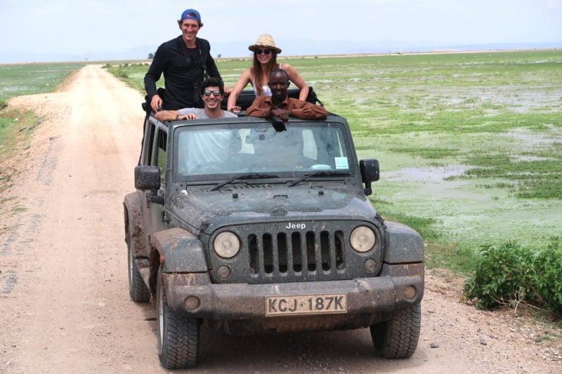Amboseli Safari Game Drive