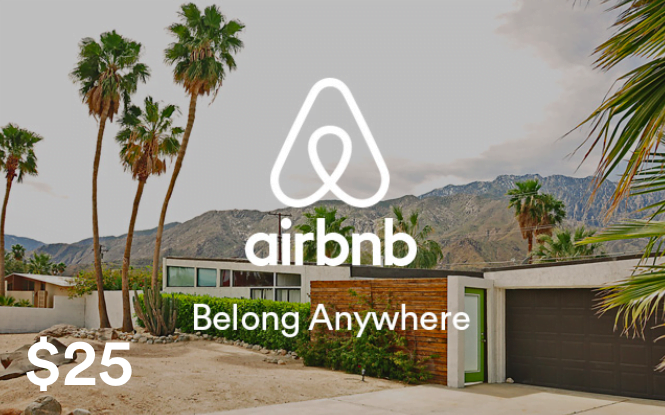 airbnb gift certifcate useful last minute gift idea for travelers