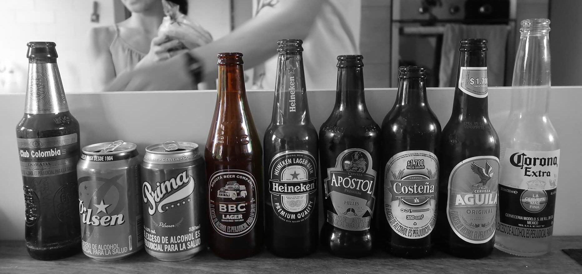 Bogota Beer Company Colombian Beer Blind Taste Test