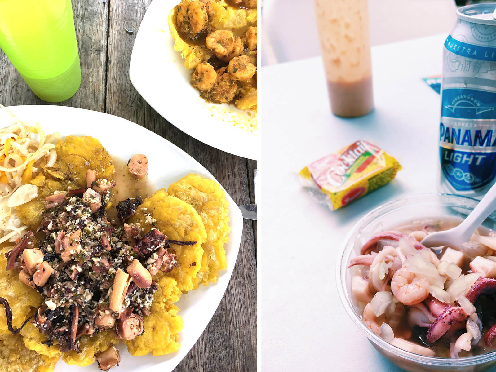 Food Panama City
