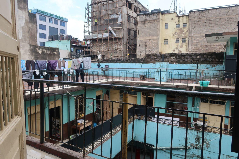 West Africa Market Nairobi