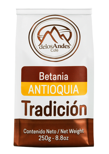 De Los Andes coffee taste test