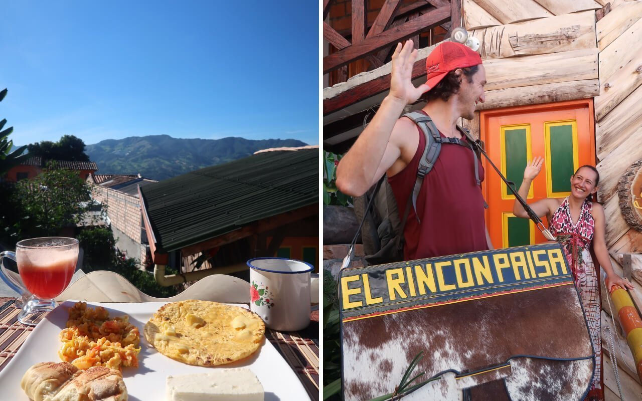 ricon paisa cabanas jerico colombia