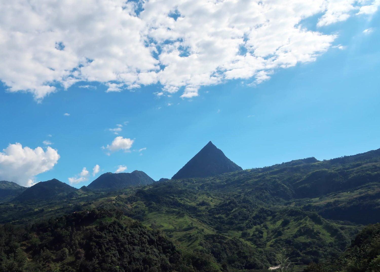 cerro tusa venecia colombia