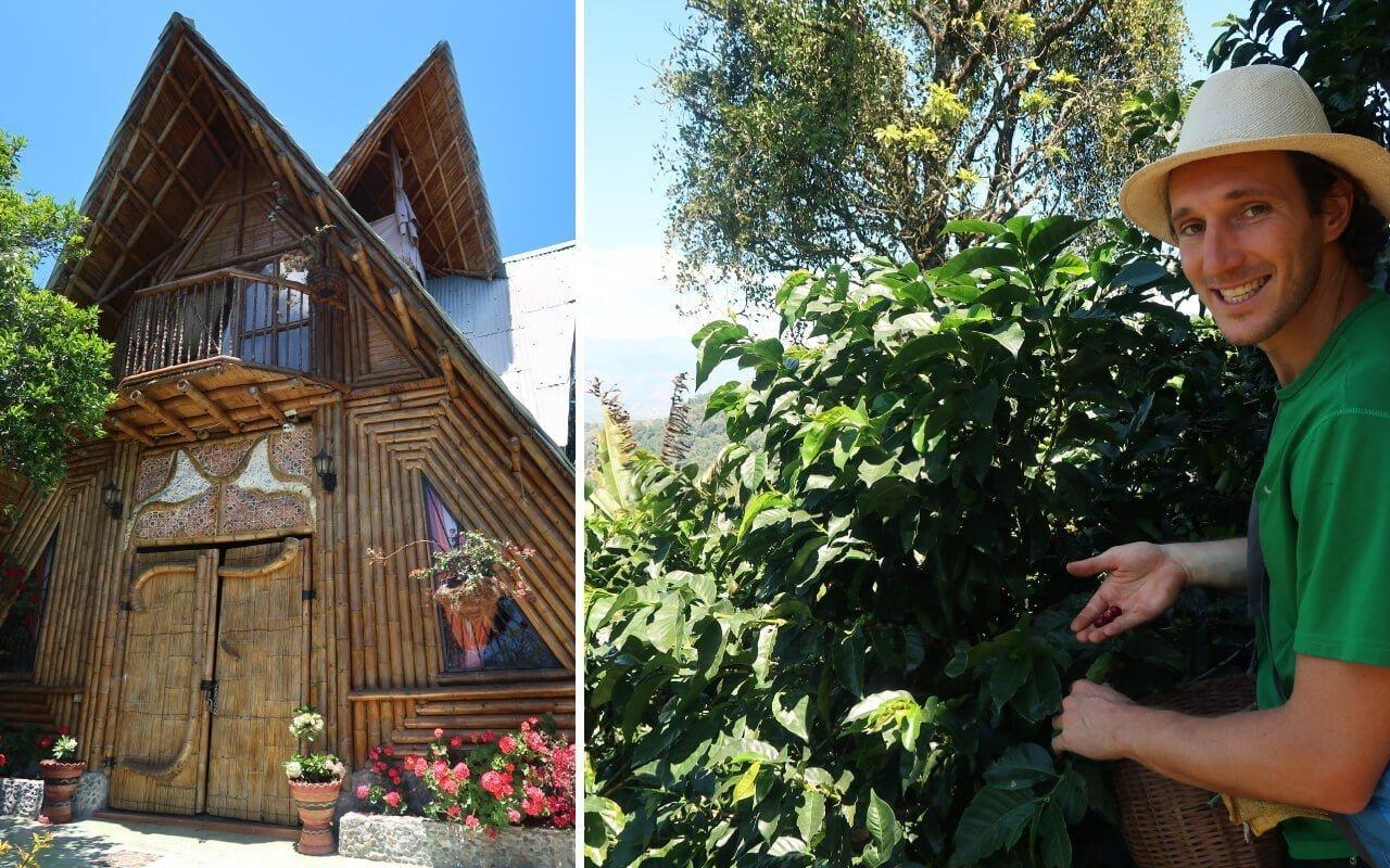 La Nohelia Funky Architecture Jerico Colombia