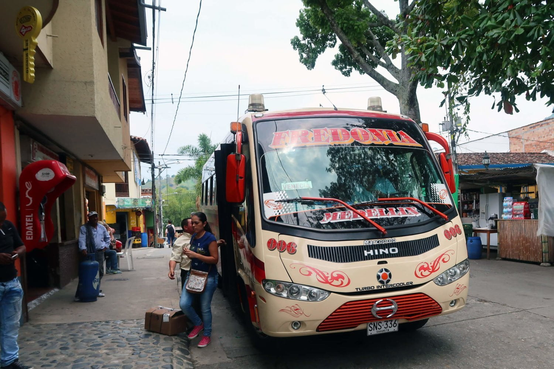 Venecia Bus Antioquia