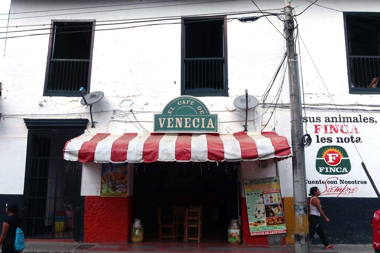 Cafe Venecia Antioquia