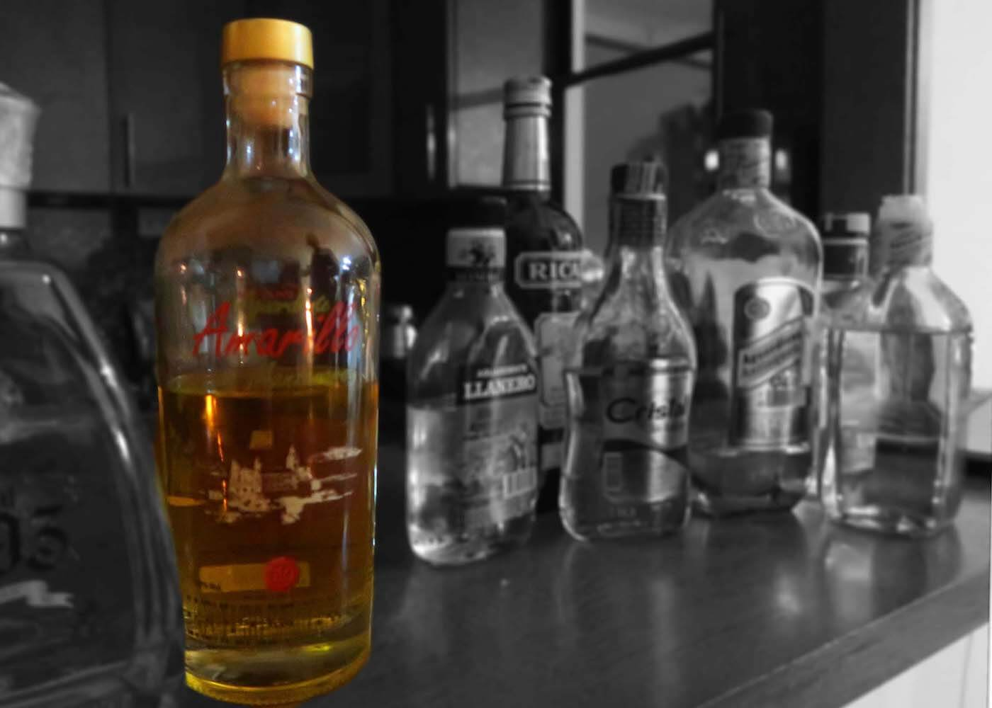 aguardiente amarillo de manzanares, the best aguardiente from our blind taste test