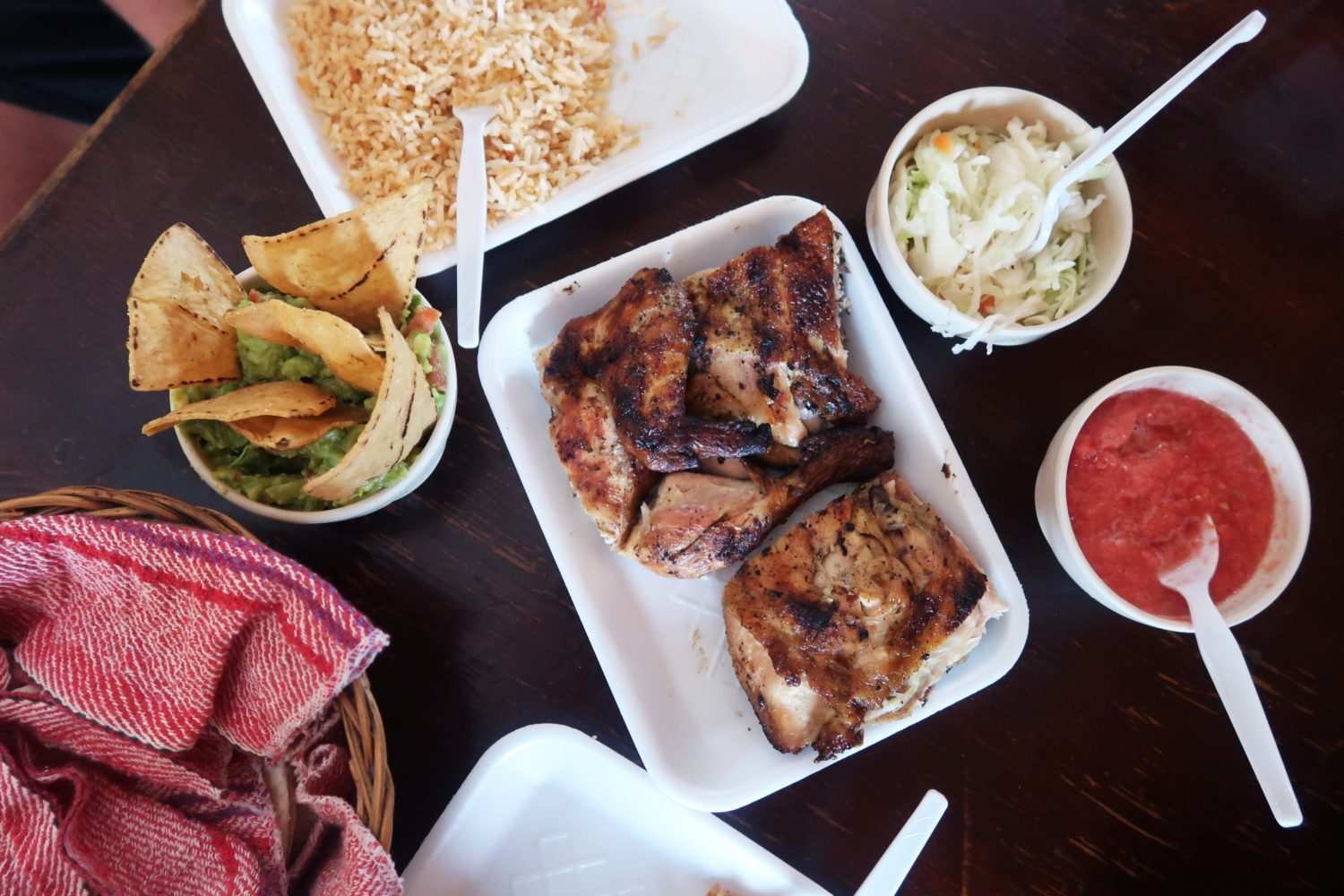 where to eat in tulum centro mexico chicken roasted