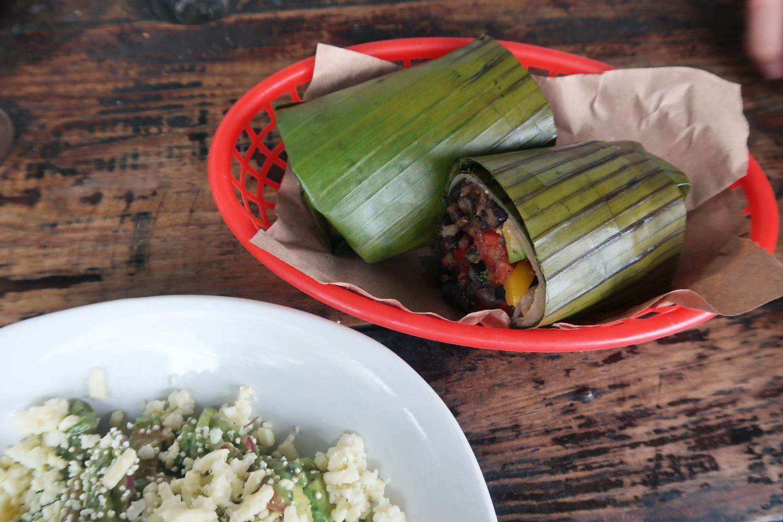 where to eat in tulum mexico Amor Burrito