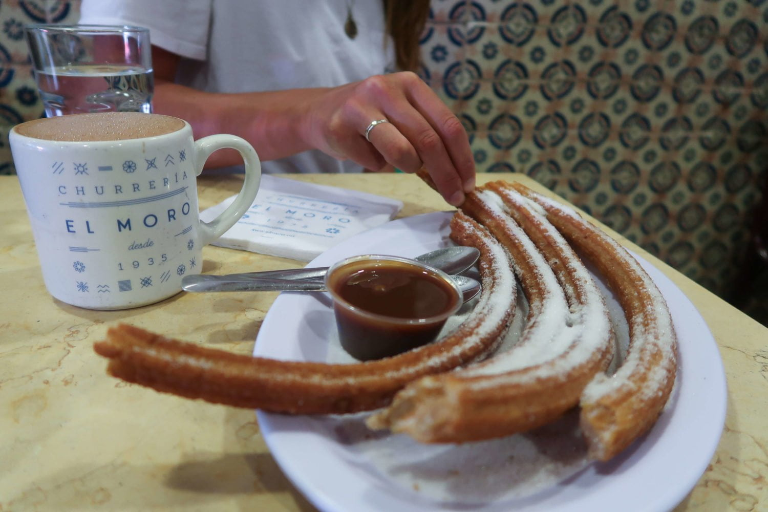 el moro churros eat like a local in mexico city