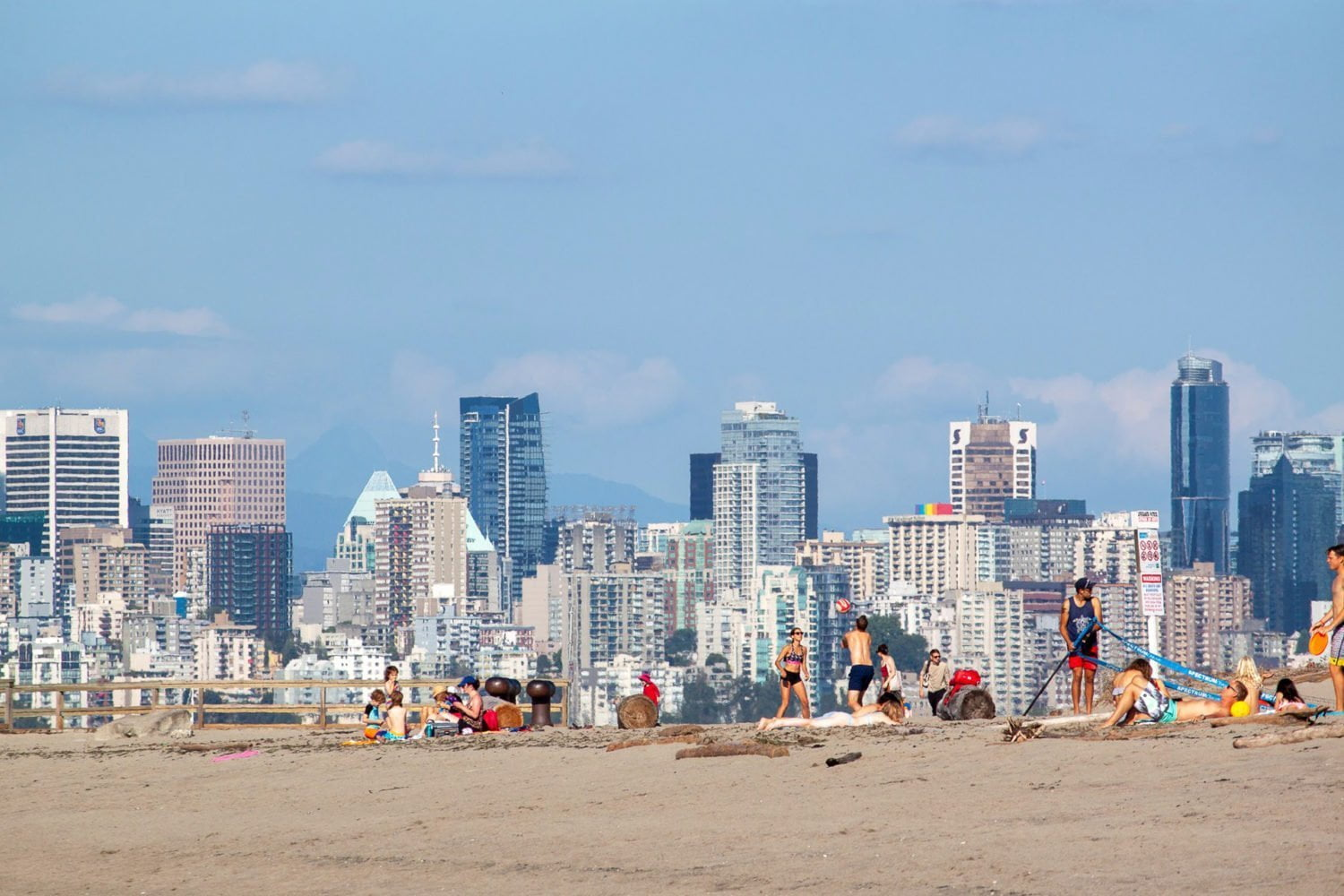 Cool things to do in Vancouver cover photo of Locarno beach