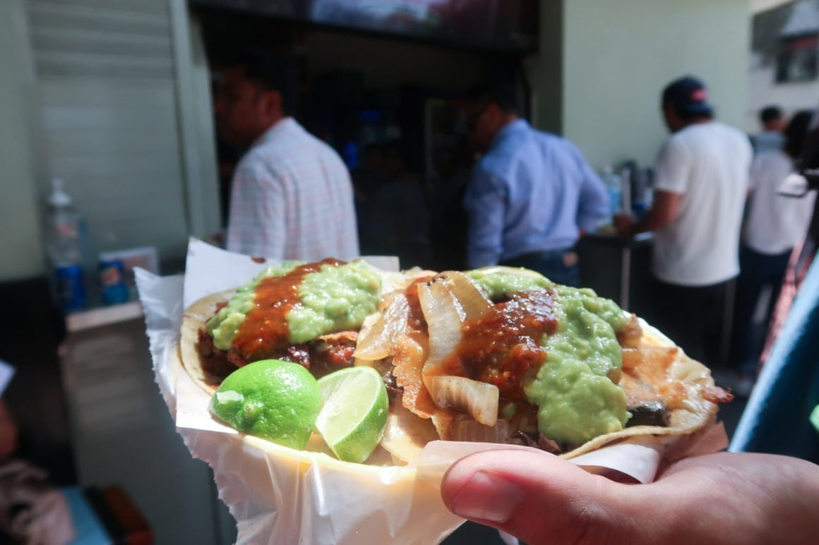 don juan tacos with cheese mexico city