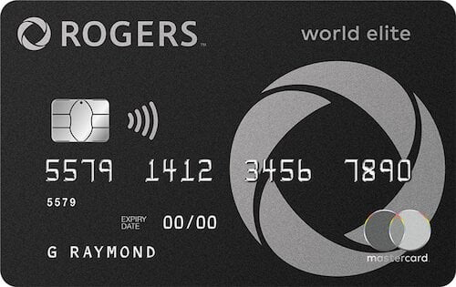 Rogers World Elite Credit Card