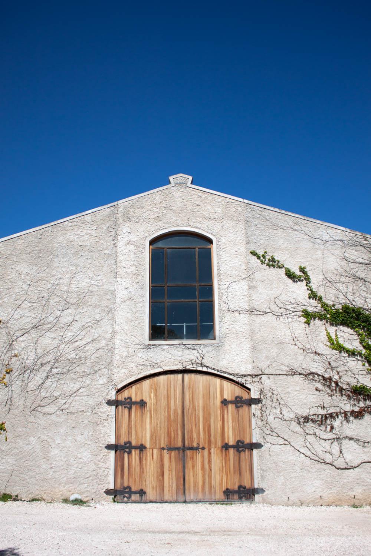 Barn at Springfield Wine Estate