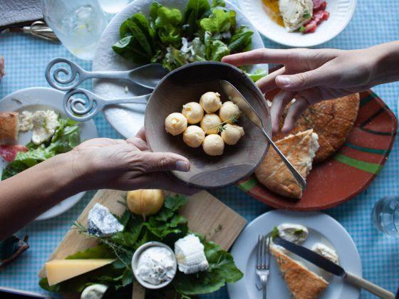 fynboshoek cheese lunch tsitsikamma