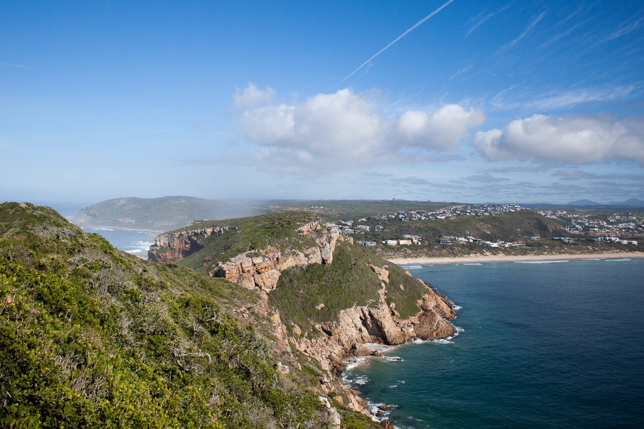 Is the Garden Route worth visiting cover image of Robberg Nature Reserve.