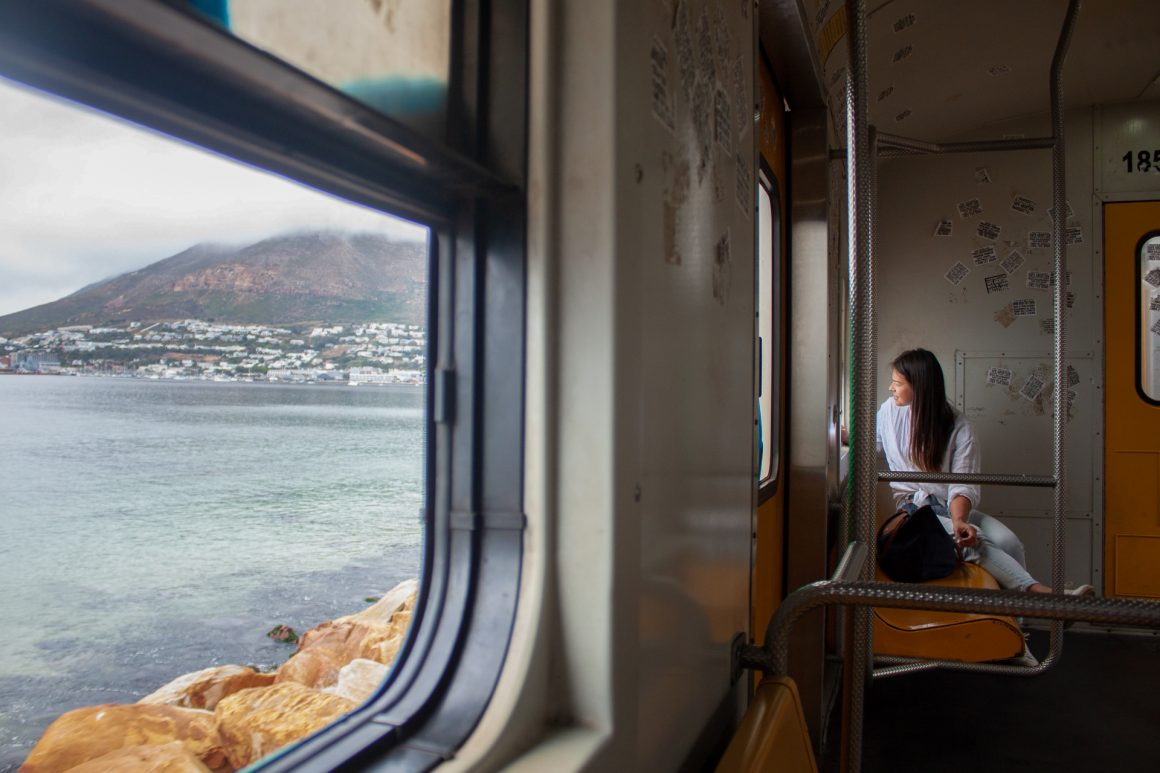 Things to do in Cape Town - take the train from Cape Town to Simon's Town