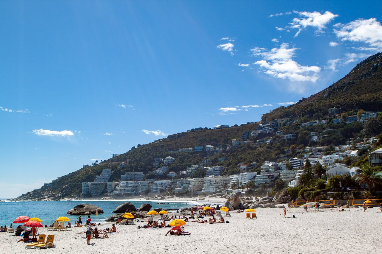 camps bay and clifton beach where to stay in cape town
