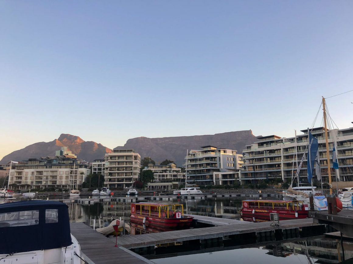 Things to in Cape Town - V&A waterfront