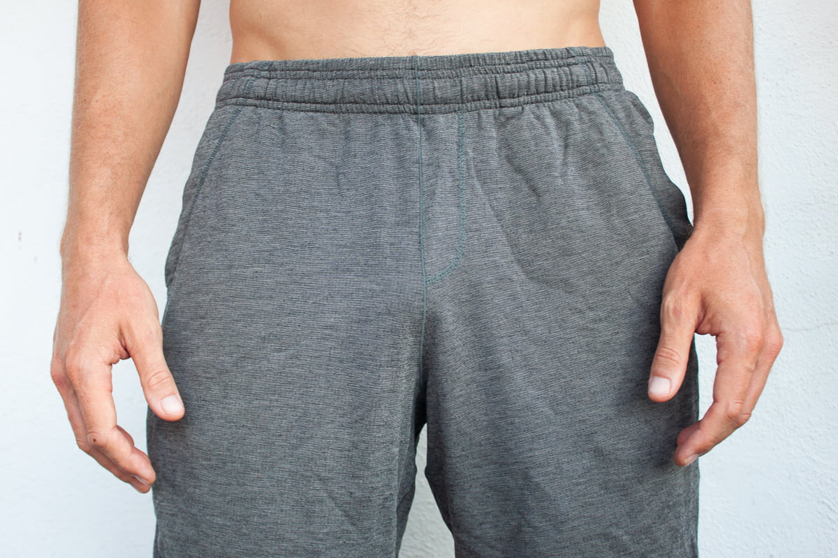 The best shorts for wearing around home are these Icebreaker Momentum shorts