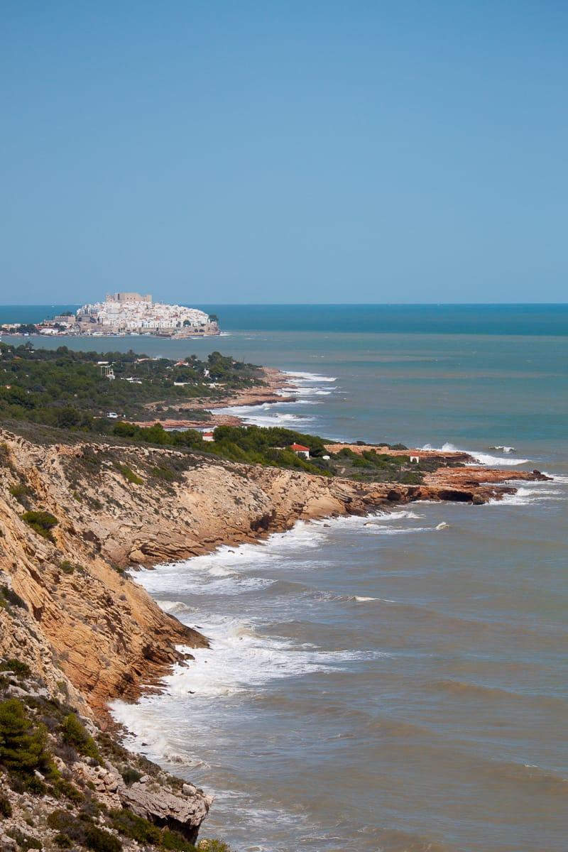 Views from Serra d'Irta national park