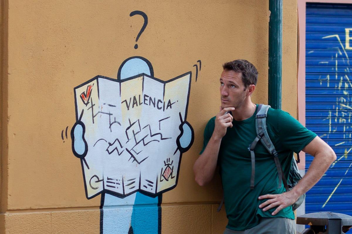 Valencia off the beaten path city guide cover image