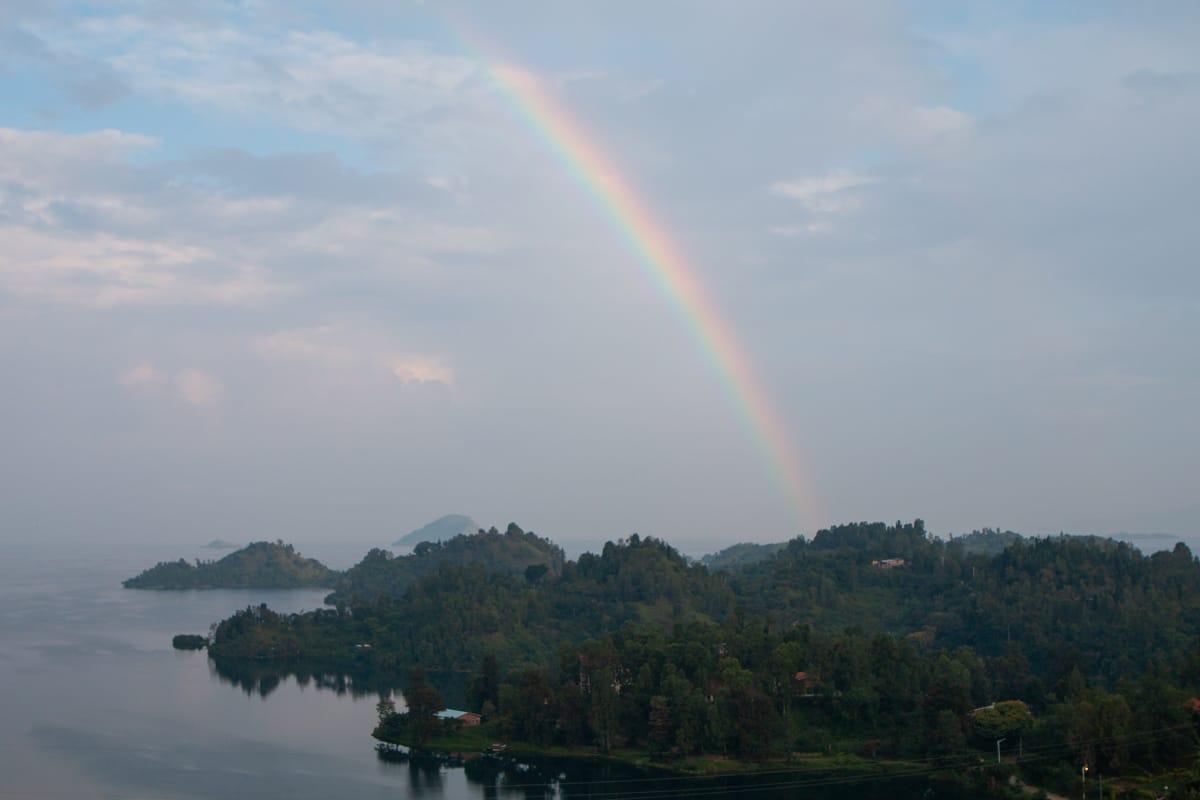 Lake Kivu rainbow