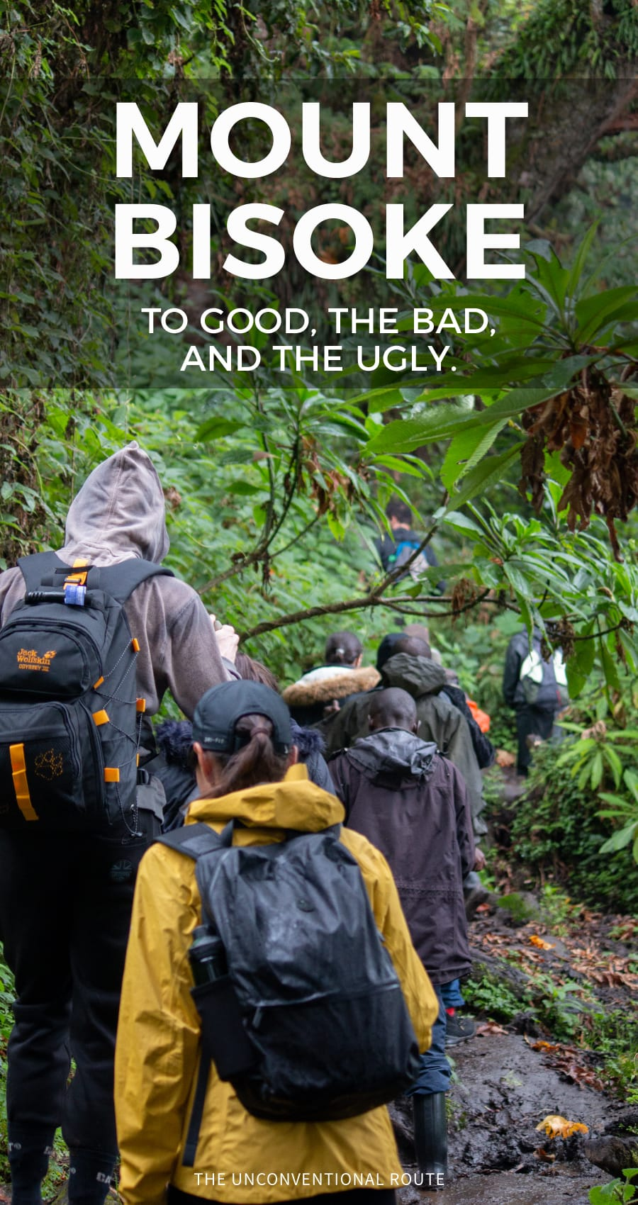 Know-before-you-go tips and info about the Mount Bisoke hike in Rwanda's Volcanoes Park that we learned the hard way.