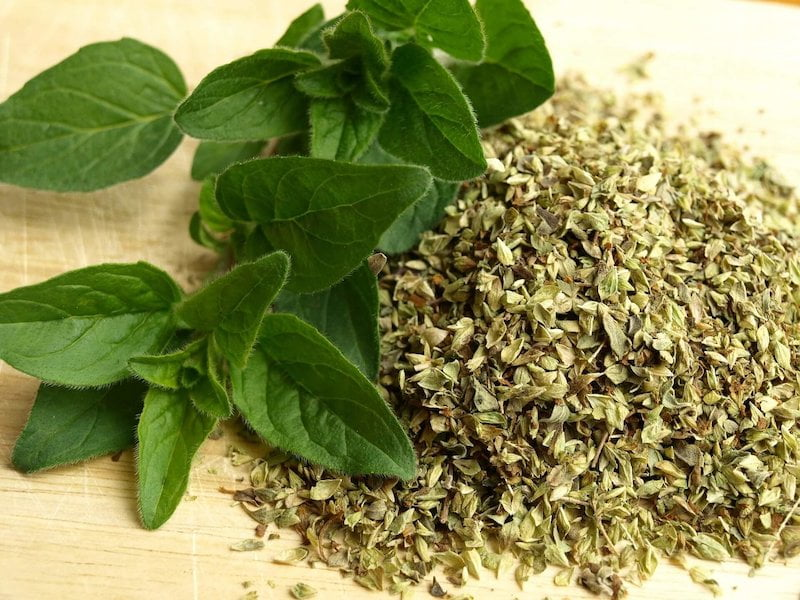 If we only ate oregano we'd eat a lot of insects every year