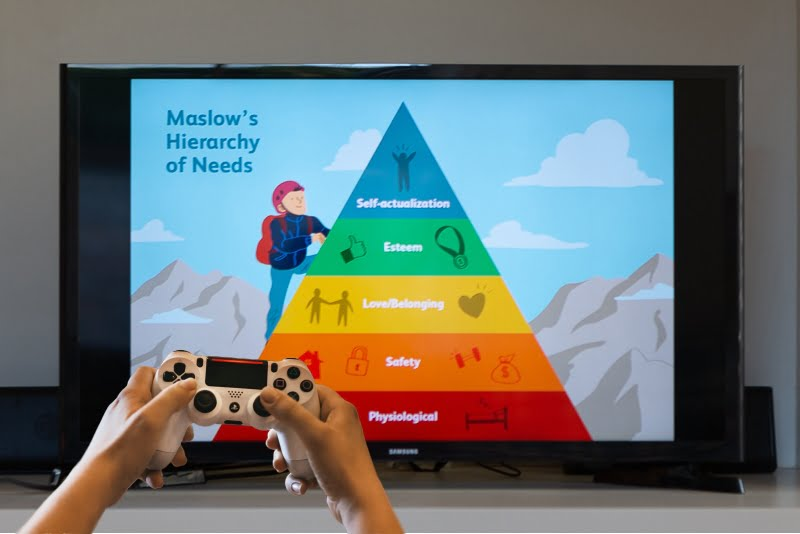 Maslow's pyramid is a broken model