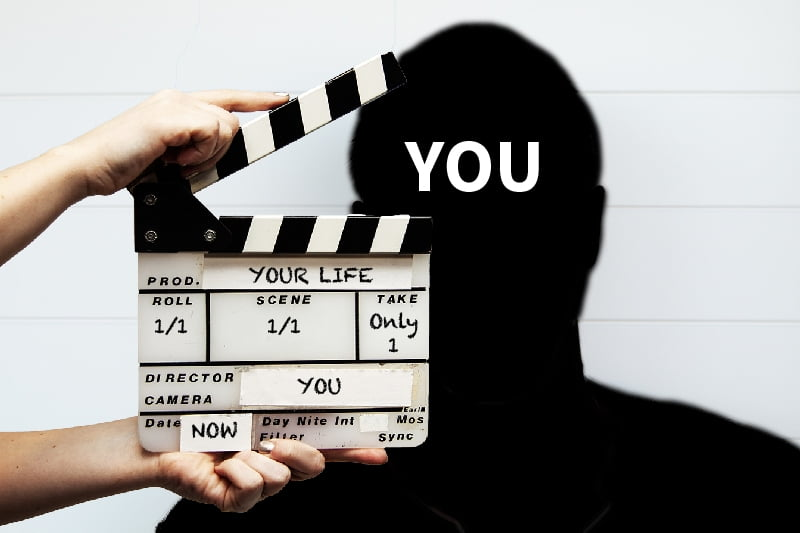 Action! It's time to start your life story