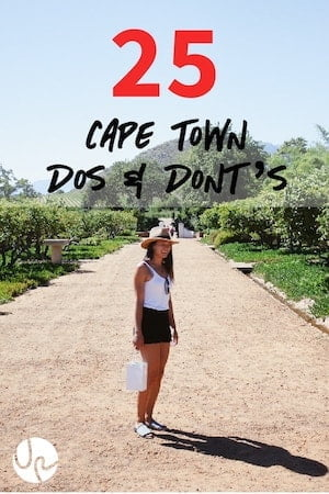 Cape Town travel tips related post image