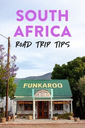 South Africa road trip tips related post image