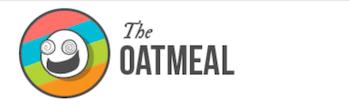The Oatmeal's logo