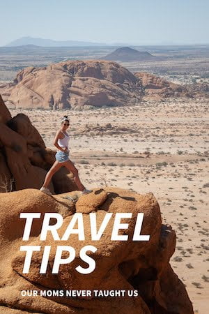 Travel tips and tricks related post image