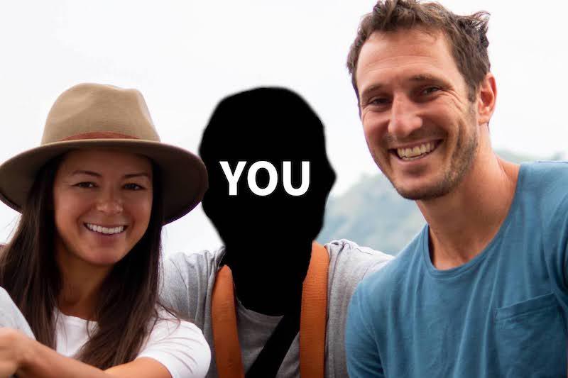 Kim, Chris, and you.