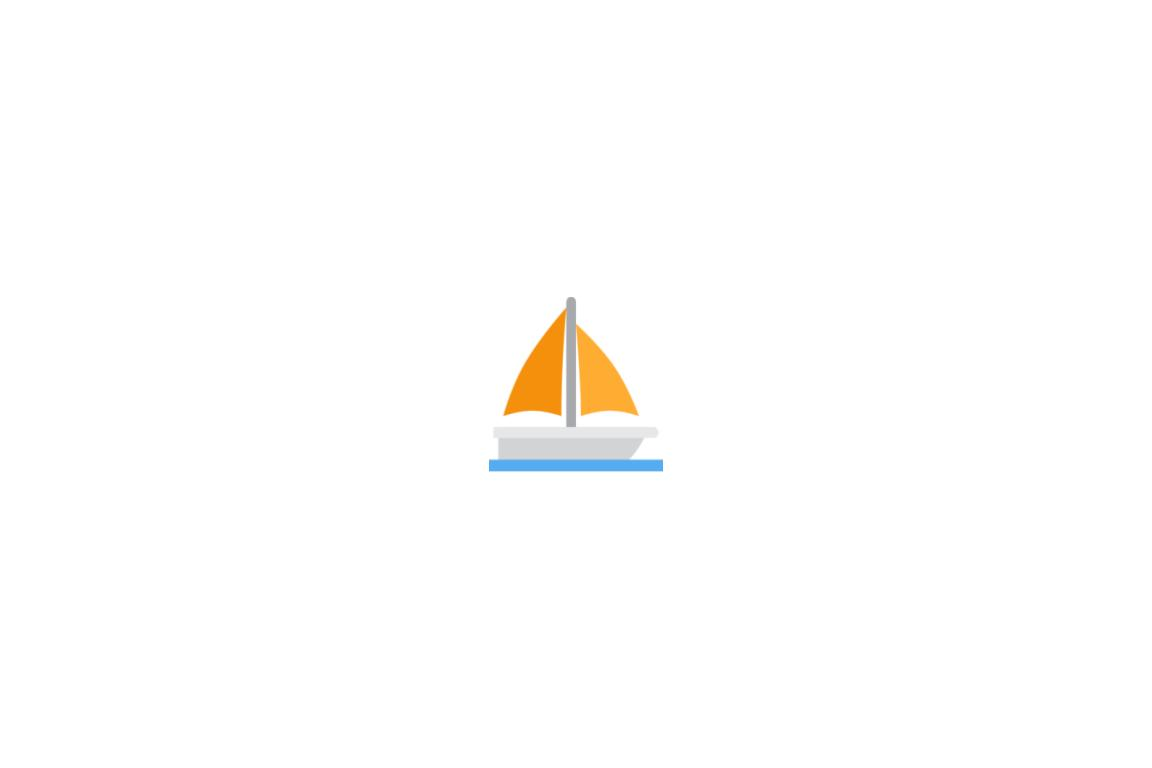 An image of a sailboat, which represents the second step to finding a job you love: finding the craft that best allows you to take on your problem.