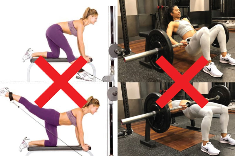 Skip these butt exercises and sprint instead